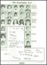 1989 Friona High School Yearbook Page 190 & 191
