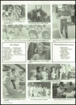 1989 Friona High School Yearbook Page 198 & 199