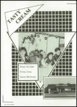 1989 Friona High School Yearbook Page 214 & 215