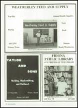 1989 Friona High School Yearbook Page 216 & 217
