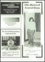 1989 Friona High School Yearbook Page 242 & 243