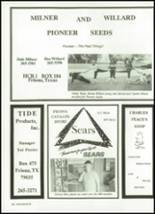 1989 Friona High School Yearbook Page 246 & 247