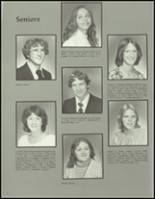 1980 Columbia High School Yearbook Page 16 & 17