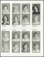 1980 Columbia High School Yearbook Page 32 & 33