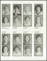 1980 Columbia High School Yearbook Page 34 & 35