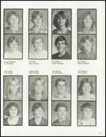 1980 Columbia High School Yearbook Page 36 & 37