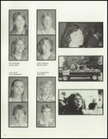 1980 Columbia High School Yearbook Page 38 & 39