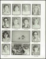 1980 Columbia High School Yearbook Page 48 & 49