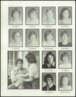 1980 Columbia High School Yearbook Page 50 & 51