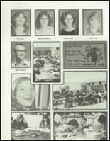 1980 Columbia High School Yearbook Page 52 & 53