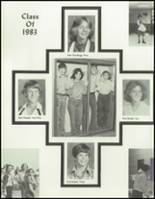 1980 Columbia High School Yearbook Page 56 & 57