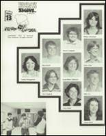 1980 Columbia High School Yearbook Page 58 & 59