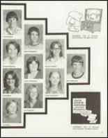 1980 Columbia High School Yearbook Page 62 & 63