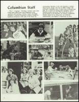 1980 Columbia High School Yearbook Page 76 & 77