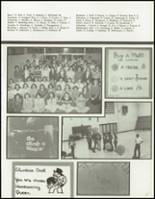 1980 Columbia High School Yearbook Page 100 & 101