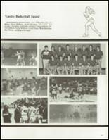 1980 Columbia High School Yearbook Page 110 & 111