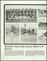 1980 Columbia High School Yearbook Page 118 & 119
