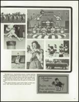 1980 Columbia High School Yearbook Page 122 & 123