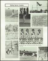 1980 Columbia High School Yearbook Page 124 & 125