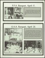 1980 Columbia High School Yearbook Page 134 & 135