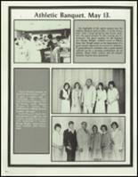 1980 Columbia High School Yearbook Page 136 & 137