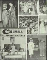 1980 Columbia High School Yearbook Page 144 & 145
