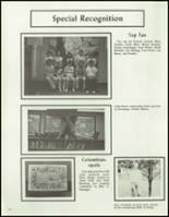 1980 Columbia High School Yearbook Page 146 & 147