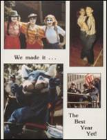 1983 Conway High School Yearbook Page 14 & 15