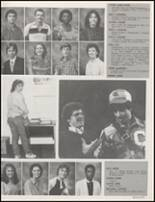 1983 Conway High School Yearbook Page 36 & 37