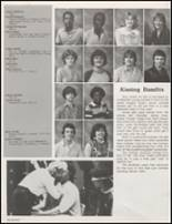 1983 Conway High School Yearbook Page 40 & 41