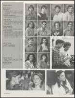 1983 Conway High School Yearbook Page 44 & 45