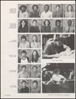 1983 Conway High School Yearbook Page 56 & 57