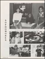 1983 Conway High School Yearbook Page 70 & 71