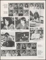 1983 Conway High School Yearbook Page 72 & 73