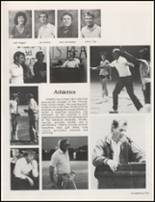 1983 Conway High School Yearbook Page 106 & 107
