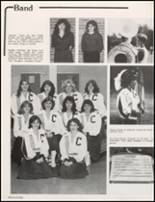 1983 Conway High School Yearbook Page 124 & 125