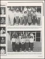 1983 Conway High School Yearbook Page 126 & 127