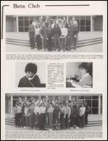 1983 Conway High School Yearbook Page 128 & 129