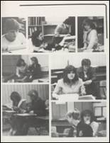 1983 Conway High School Yearbook Page 154 & 155