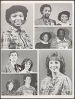 1983 Conway High School Yearbook Page 168 & 169