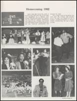 1983 Conway High School Yearbook Page 170 & 171