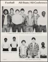 1983 Conway High School Yearbook Page 180 & 181