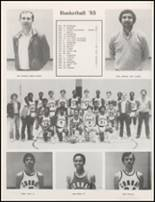 1983 Conway High School Yearbook Page 184 & 185