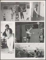 1983 Conway High School Yearbook Page 206 & 207