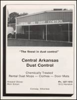 1983 Conway High School Yearbook Page 226 & 227