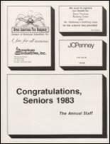 1983 Conway High School Yearbook Page 232 & 233