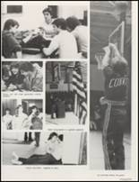1983 Conway High School Yearbook Page 242 & 243