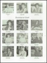 1973 Great Falls High School Yearbook Page 24 & 25