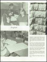 1973 Great Falls High School Yearbook Page 32 & 33