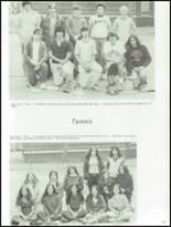 1973 Great Falls High School Yearbook Page 110 & 111